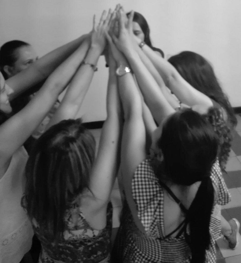 Red de mujeres Distribuidoras princesas menstruantes